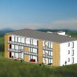 Wohnbau Projekt Mettmach